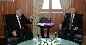 Başbakan, Kılıçdaroğlu'na hangi dosyayı verdi?