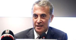 Beşiktaş Başkanı Fikret Orman: Benim oyuncularım mal değil
