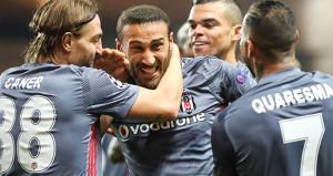 Beşiktaş şimdiden geçen seneyi solladı