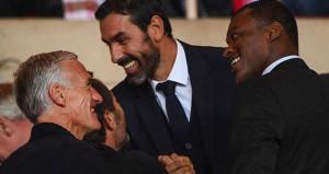 Efsane futbolcuların Monaco maçı zevki, kabusla bitti