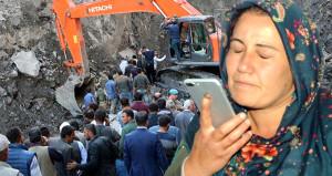 Erdoğan, Şırnak'ta hayatını kaybeden işçinin ailesini teselli etti!