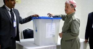 Kuzey Irak'ta başkanlık seçimlarinin hazırlıkları askıya alındı