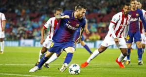Messi rekorları kırmaya devam ediyor