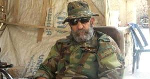 Suriye ordusunun ünlü komutanı öldürüldü