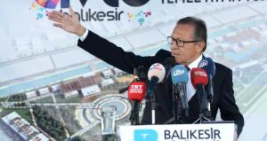 Balıkesir Belediye Başkanı, istifa tartışmalarına noktayı koydu