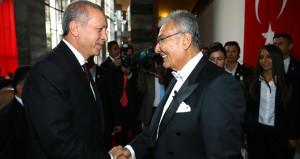 Erdoğan, Baykal ziyaretinde yaşananları anlattı: 'Sağolun' diyordu