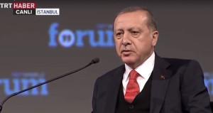 Erdoğan, zulme tepki gösterdi: Böyle bir dünyada yaşamak istemiyorum