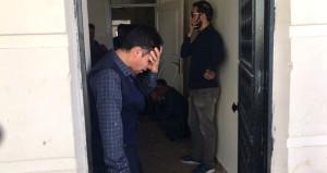 Gelin almaya gittikleri evi bomboş görünce gözyaşlarına boğuldular