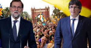 İspanya'nın verdiği süre doldu! Katalanların özerkliği askıya alınıyor