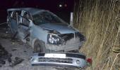 Kontrolden çıkan araç takla attı, 9 aylık bebek öldü, 6 kişi yaralandı