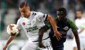 Konyaspor, Avrupa'da kayıp