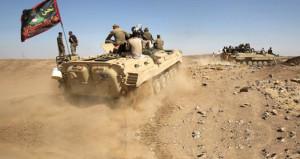 Kürtler sokağa indi! İbadi, Haşdi Şabi'ye talimat verdi: Çekilin