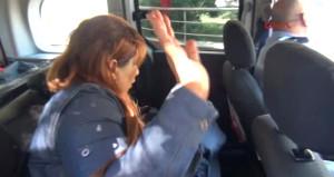 Sevgilisi, genç kadını dövdü, bıçakladı sonra da otomobilden attı!