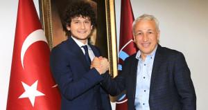 Trabzonspor, yeni yıldız adayıyla nikah tazeledi