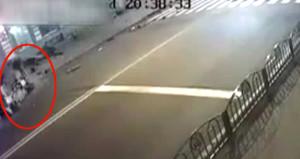 Korkunç kaza kamerada! 6 kişi ne olduğunu bile anlayamadan öldü