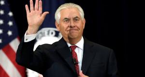 ABD ikiyüzlülüğü! Pentagon'un kınadığı teröristleri, Tillerson kutladı