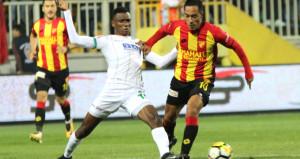 6 gollü maçta Alanyaspor 1 puanı 90+3'te kurtardı