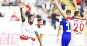 Antalyaspor yeni hocasıyla siftahı yaptı