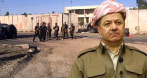 Barzani'nin tutukluları sorguladığı binaya komandolarla operasyon