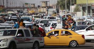 Barzani yönetimi duyurdu: Kerkük'ten 57 bin sivil göç etti