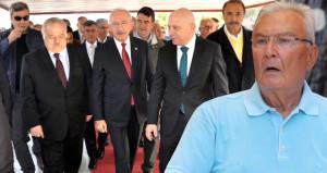 Baykal'ı ziyaret eden Kılıçdaroğlu, son sağlık durumunu açıkladı