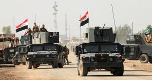 Irak ordusu Musul'da ilerliyor! Peşmerge petrol sahasından çekildi