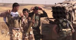 İşte Peşmerge ile Irak güçleri arasındaki çatışmanın görüntüleri!