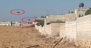 Türk ve Rus askerleri, helikopterle Halep çevresine çıkarma yaptı