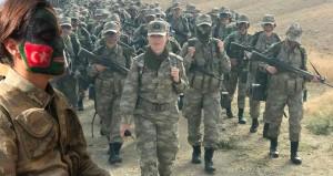 Türkiye'nin Nene Hatunları! Kadın komandolar sahaya indi