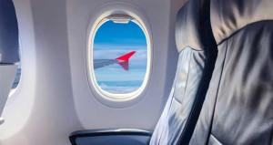 Uçakta cam kenarına oturmak tarih oluyor!