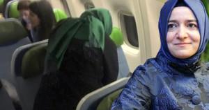 Uçakta ilk müdahaleyi yaptığı oyuncudan Bakan'a teşekkür!