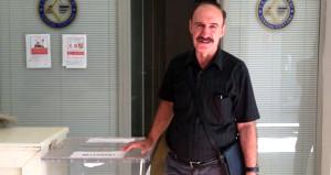 HDP'li ilçe başkanı, terör operasyonunda gözaltına alındı