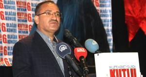 Bozdağ'dan korkutan uyarı: Türkiye'ye operasyon düzenleyecekler!