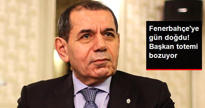 Fenerbahçe ye gün doğdu! Başkan totemi bozuyor