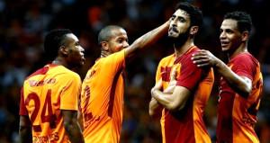 Galatasaray'a derbi öncesi müjde geldi