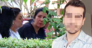 Kapı koluna kurduğu düzenekle annesine kendisini öldürttü