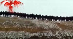 Özel harekatçılardan dağı taşı titreten yemin! Düşmana korku saldılar