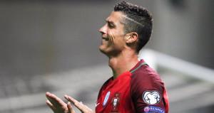 Ronaldo'nun son hareketi,