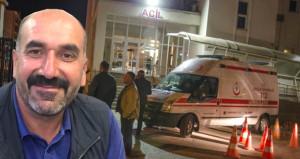 10 gün önce çatışmadan yaralı kurtulan polis, kalbine yenik düştü