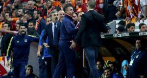 Tudor Fenerbahçe kulübesine yürüdü