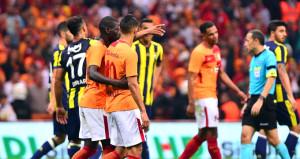 Galatasaray'ın derbi laneti 9 maça çıktı