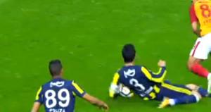 Galatasaray'ın penaltısı güme gitti