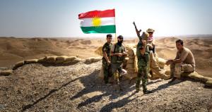 Peşmerge, Kürt gönüllüleri cepheye alıyor