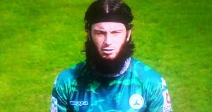 Türk futbolcunun son hali şaşkına çevirdi