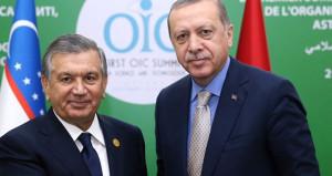 20 yıl sonra ilk ziyaret! Özbekistan Cumhurbaşkanı Türkiye'ye geliyor