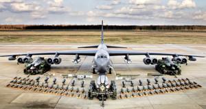 ABDden tehlikeli hamle! Kıyamet uçağı hazır, nükleer füzeler yüklendi