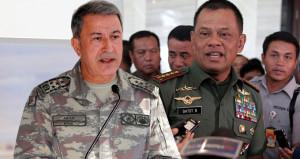 ABD, Endonezya Genelkurmay Başkanı'nı ülkeye almadı