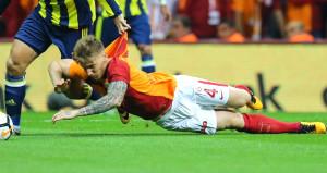 Derbide sakatlanan Serdar, Trabzon maçında sahada olacak