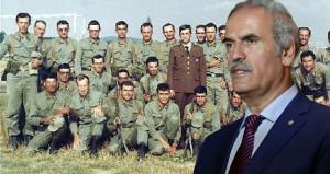 İstifa eden Başkan, Erdoğan asker arkadaşı çıktı