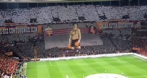 Galatasaray'ın pankartı için soruşturma açılıyor